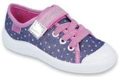 Befado lány tornacipő 25 rózsaszín/kék