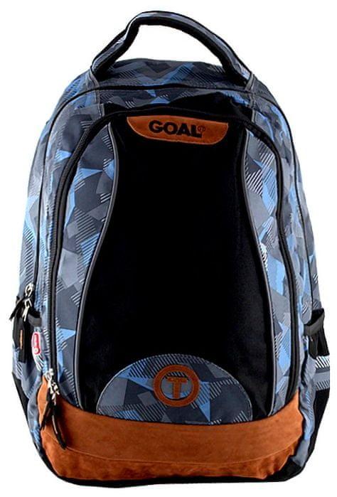 Target Studentský batoh Goal modro-šedý