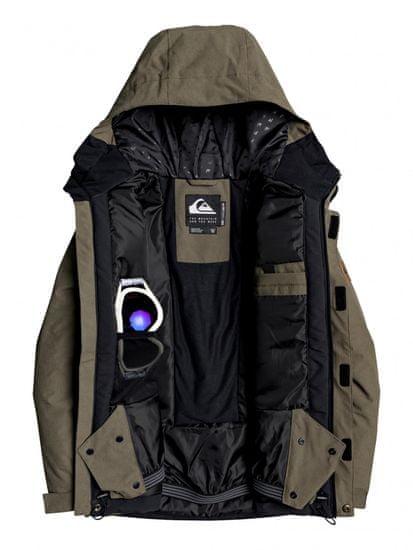 Quiksilver chlapčenská bunda Raft youth