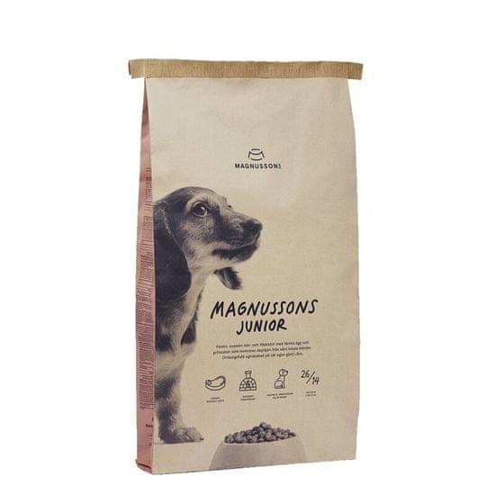Magnusson sucha karma dla szczeniąt Meat&Biscuit JUNIOR 4,5kg