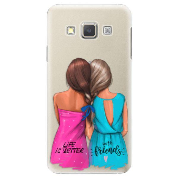 iSaprio Plastový kryt - Best Friends pro Samsung Galaxy A5