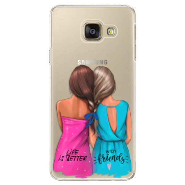 iSaprio Plastový kryt - Best Friends pro Samsung Galaxy A5 2016