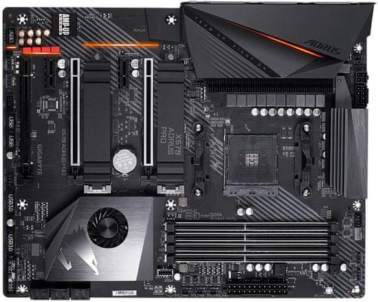 Gigabyte X570 AORUS PRO, DDR4, USB 3.2 Gen2, AM4, ATX osnovna plošča