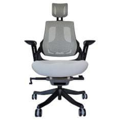 Ergovision iTrek pisarniški stol 03 (BH22BA-MSN-FSN), bel