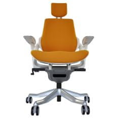 Ergovision iTrek pisarniški stol 05 (WH22SA-FHO-FHO), oranžen