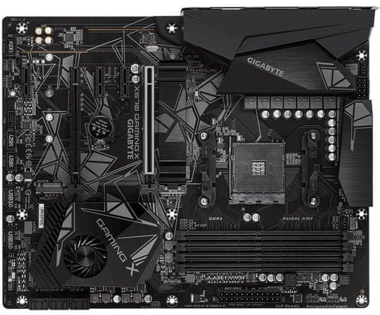 Gigabyte X570 GAMING X, DDR4, USB 3.2 Gen1, AM4, ATX osnovna plošča