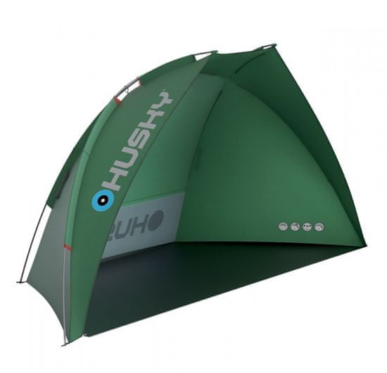 Husky Blum 2 Zöld sátor