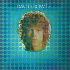 Bowie David: David Bowie (Aka Space Oddity) (2015 Remastered) - LP