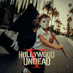 Hollywood Undead: Five (2017) - CD