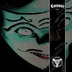 Coroner: Grin (Remaster 2018) - CD