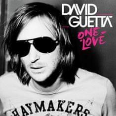 Guetta David: One Love (2x LP) - LP