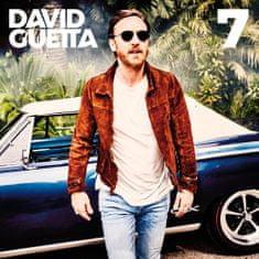 Guetta David: 7 (2018) (2x CD) - CD