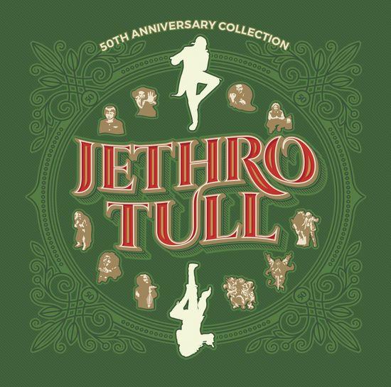 Jethro Tull: 50th Anniversary Collection (2018) - LP