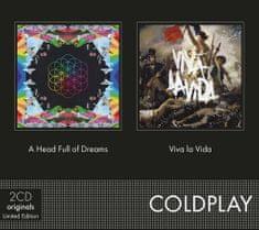 Coldplay: A Head Full Of Dreams / Viva La Vida (2x CD) - CD