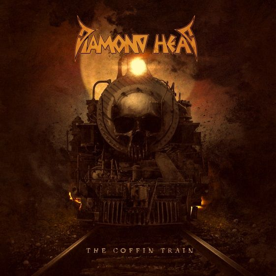 Diamond Head: Coffin Train (2019) - CD