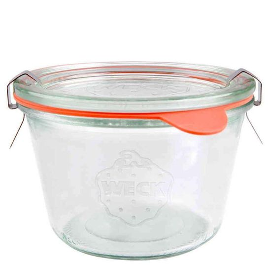 Weck Befőttesüveg Sturz 370 ml, 100 mm átmérőjű