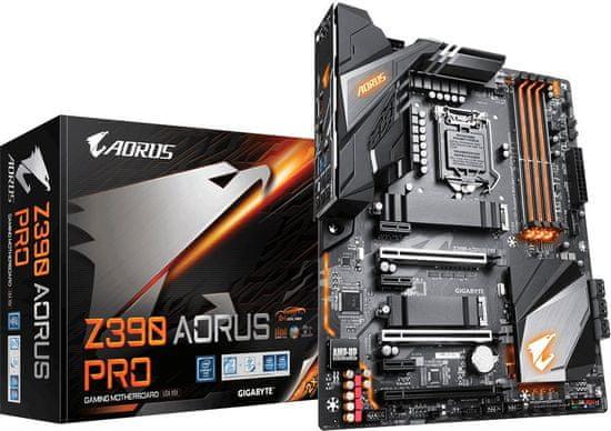 GIGABYTE Z390 AORUS PRO – Intel Z390
