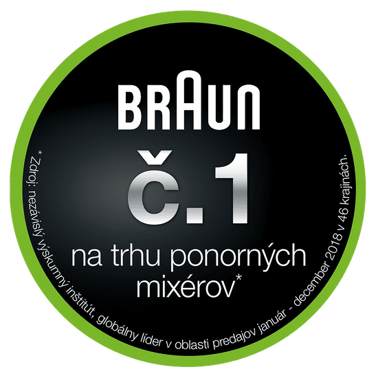 BRAUN MultiQuick 5 MQ 500 Soup