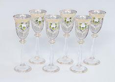 Bohemia Glass  Liker kozarec 60 ml - prozorna