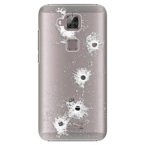 iSaprio Plastový kryt - Gunshots pro Huawei G8