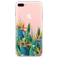 iSaprio Plastový kryt - Exotic Flowers pre Apple iPhone 7 Plus / 8 Plus