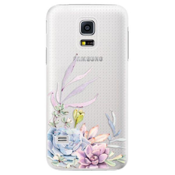 iSaprio Plastový kryt - Succulent 01 pro Samsung Galaxy S5 Mini