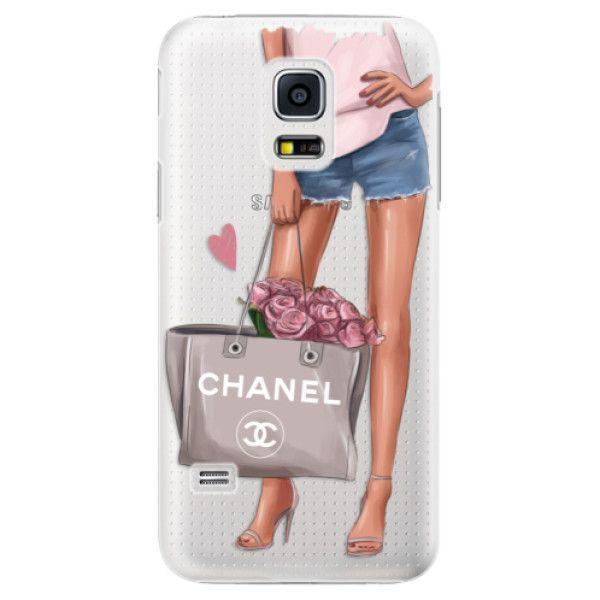 iSaprio Plastový kryt - Fashion Bag pro Samsung Galaxy S5 Mini