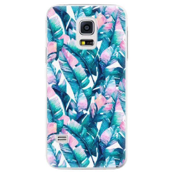 iSaprio Plastový kryt - Palm Leaves 03 pro Samsung Galaxy S5 Mini