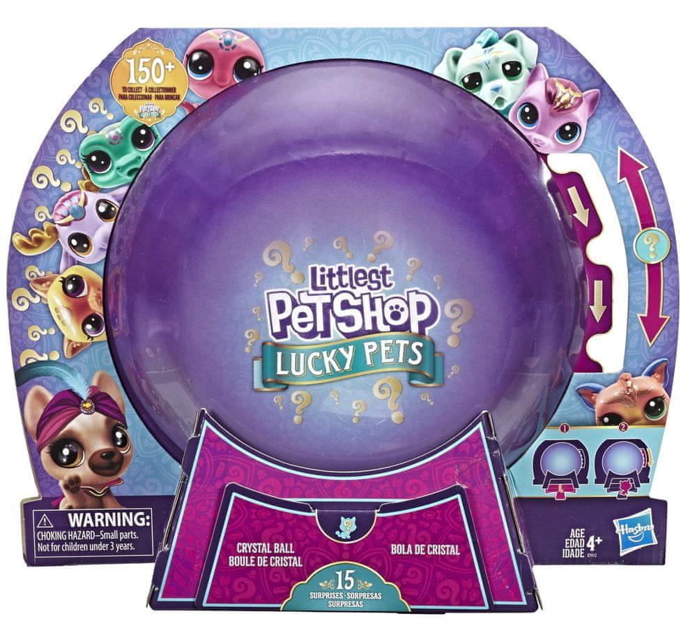 Littlest Pet Shop Práskací magické zvířatko