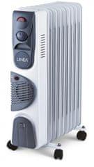 VORNER LRF9-0438 radijator, oljni, 9 reber