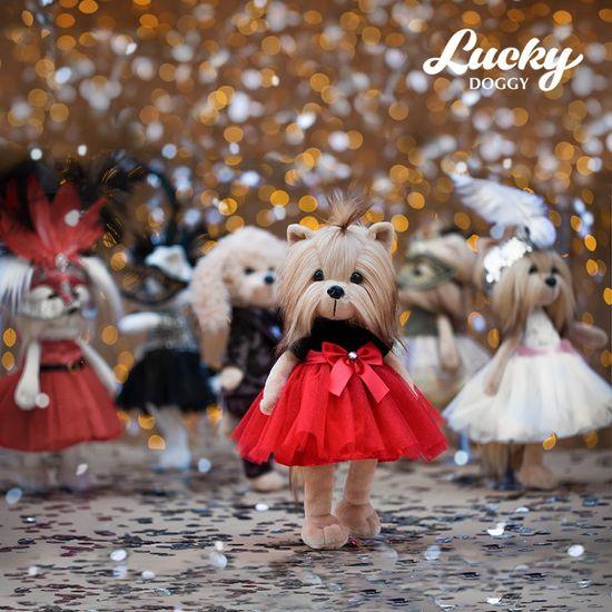 Orange Toys kuža Lucky Yoyo, Fiesta