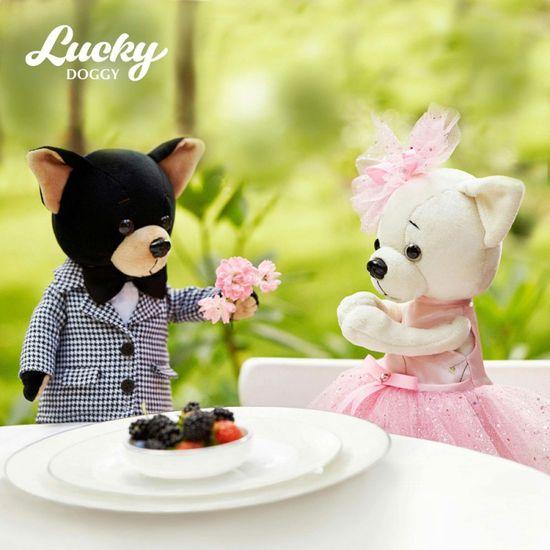 Orange Toys kuža Lucky Lili, Shine