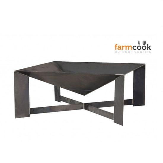 FarmCook ohniště Cuba 70 cm