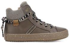 Geox buty dziewczęce za kostkę Kalispera 28 szare