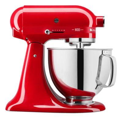 KitchenAid kuchyňský robot 5KSM180HESD vášnivá červená