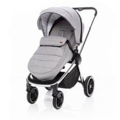 ZOPA Move športni voziček, Silver Grey/Silver