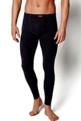 Henderson Férfi hosszú alsónadrág 4862 J1 black, fekete, XXL