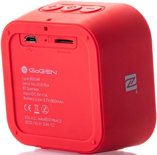 GoGEN BS 034