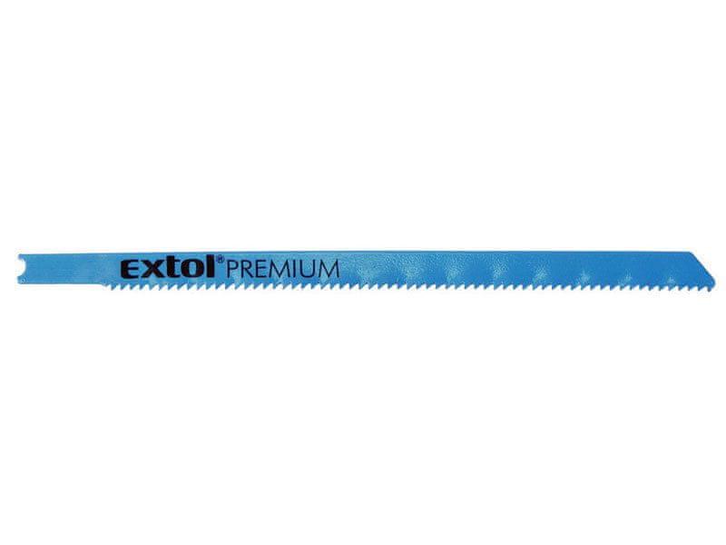 Extol Premium 8805705 plátky do přím.pily 5ks, 106x18mm