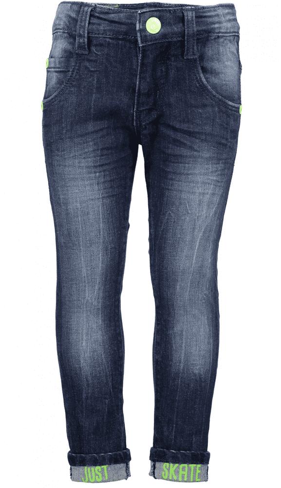 Blue Seven chlapecké džíny 92 modrá
