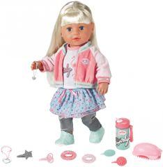 BABY born Starší sestřička speciální edice v sukni a bundičce, 43 cm