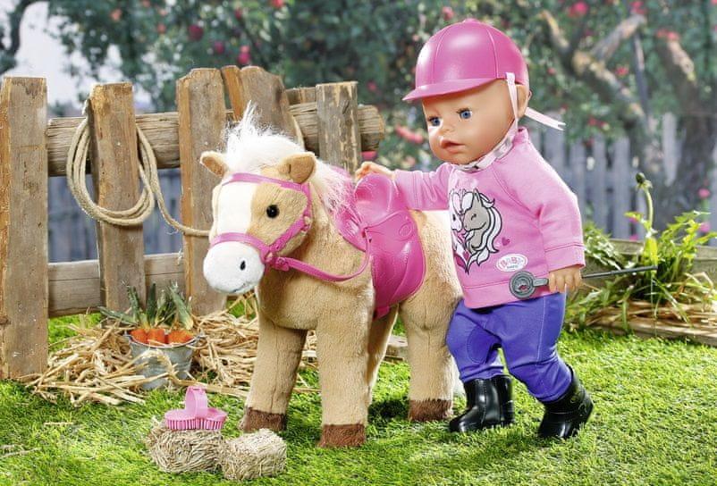 BABY born Interaktivní kůň