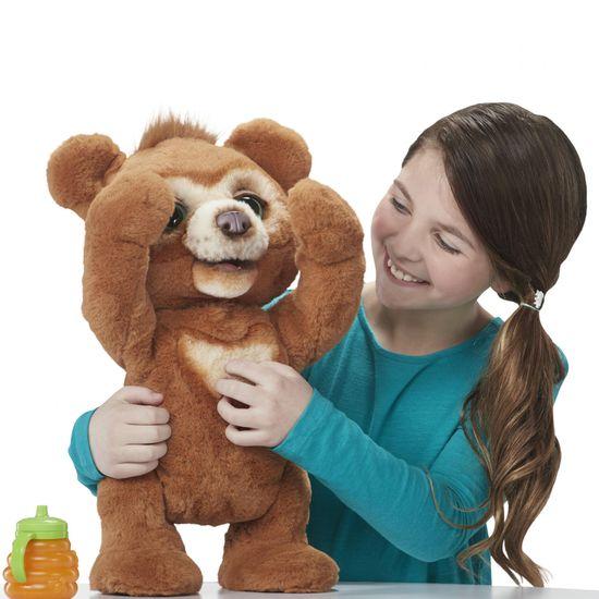 FurReal Friends niedźwiedź Blueberry