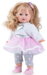 Nines 30880 Tina, blond, 40 cm - Odprta embalaža