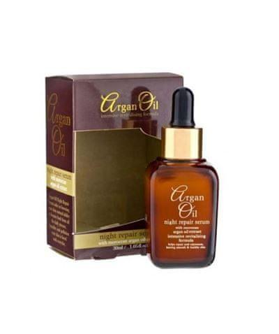 Xpel Nočné pleťové sérum s arganovým olejom