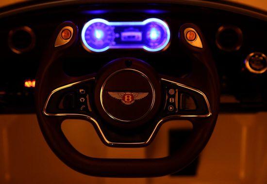 Beneo Elektrické autíčko Bentley EXP 12 Prototyp, 12V, 2,4 GHz dialkové ovládanie, otváravé dvere, EVA kol