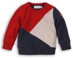 Dirkje majica za dječake, crveno-plava, 104