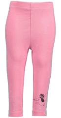 Blue Seven legginsy dziewczęce 68 różowe