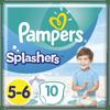 Pampers hlačne plenice za v vodo Splashers 5-6 (14+ kg) 10 kosov
