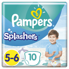 Pampers Pants Splashers 5-6 (14+ kg) 10 ks
